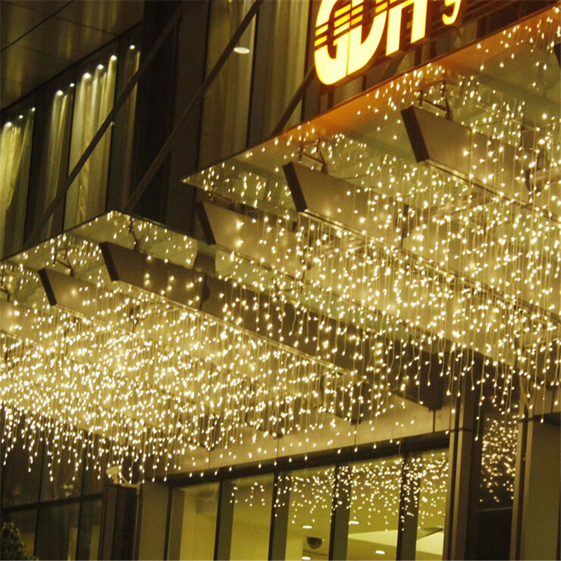 Christmas Decoration lights 3.5M 96leds Led string Light Christmas 110V/220V Wedding garland ...