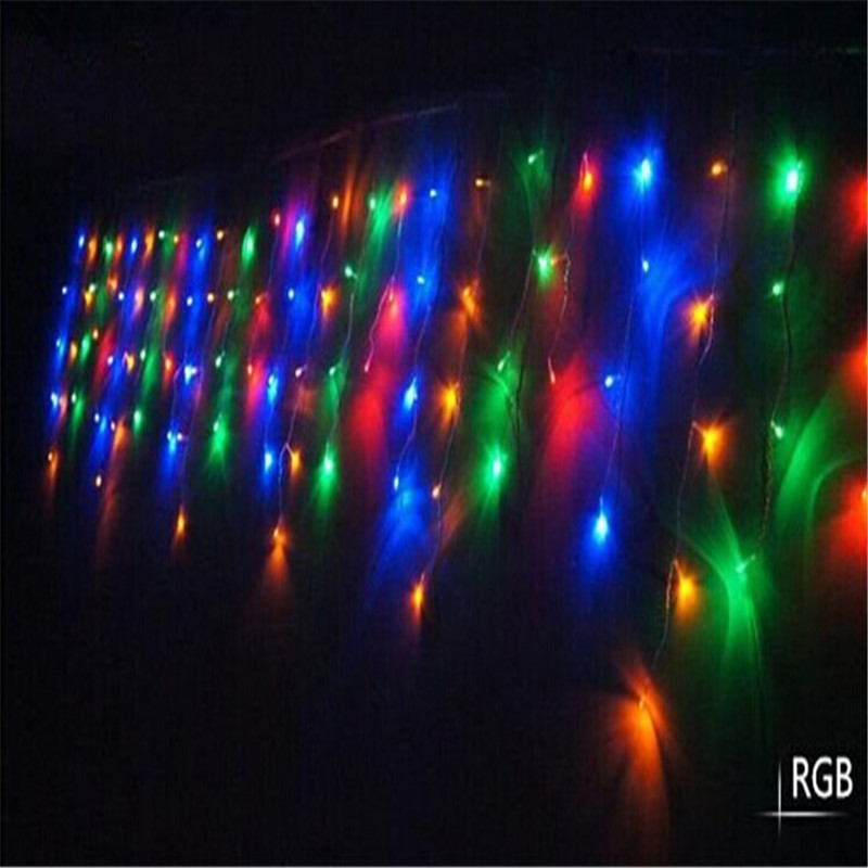christmas decoration lights 3 5m 96leds led string light. Black Bedroom Furniture Sets. Home Design Ideas