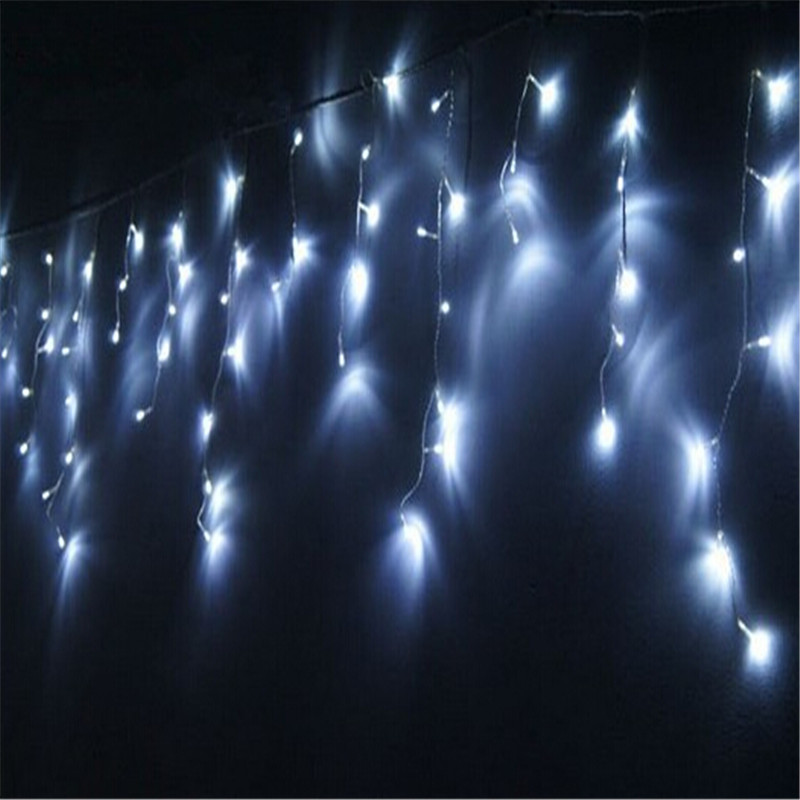 Led Garland String Lights : Christmas Decoration lights 3.5M 96leds Led string Light Christmas 110V/220V Wedding garland ...