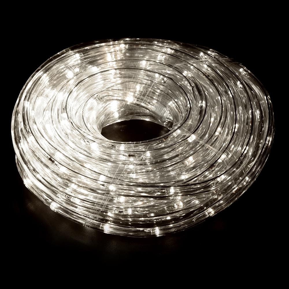 10meters 220V Flexible Rope White Led String For Holiday Garden Wedding Chrismas Decoration Lamp ...