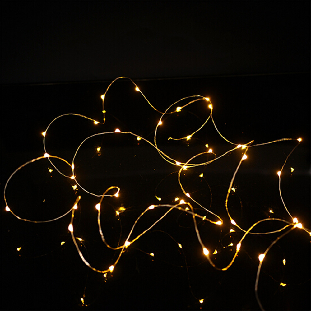 4m 13ft 40led 3 aa battery powered decoration led copper wire 4m 13ft 40led 3 aa battery powered decoration led copper wire fairy string lights lamps for christmas holiday wedding party