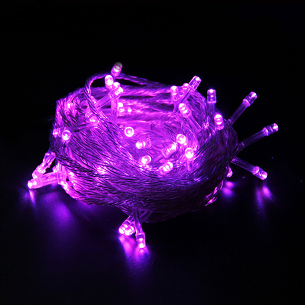 Outdoor Waterproof Led String Light 10M 100led AC110V Or AC220V Led Christmas