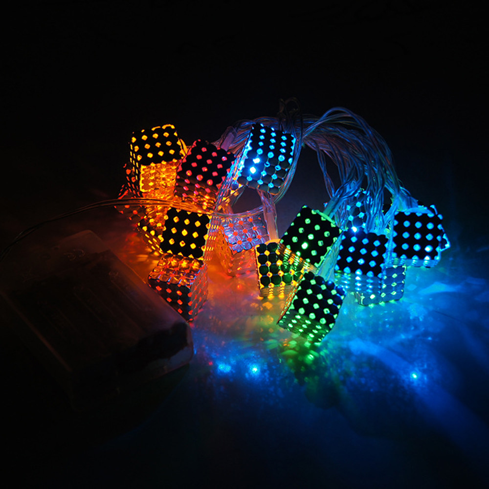 Brand New Magic Dream Color Box 20 Square LED Festival String Light Fairy Lights Christmas Xmas Party Wedding