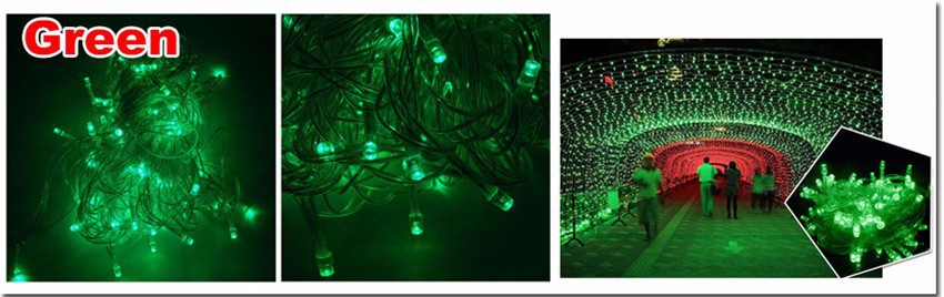 LED battery light 3M 30LEDS Christmas string Christmas lights holiday lights wedding road LED decoration lamp series battery