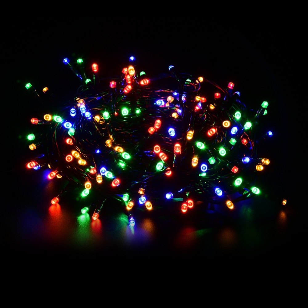 Ul approved ac100v 240v to 31v safe 500 leds 100m string for Outdoor christmas lights