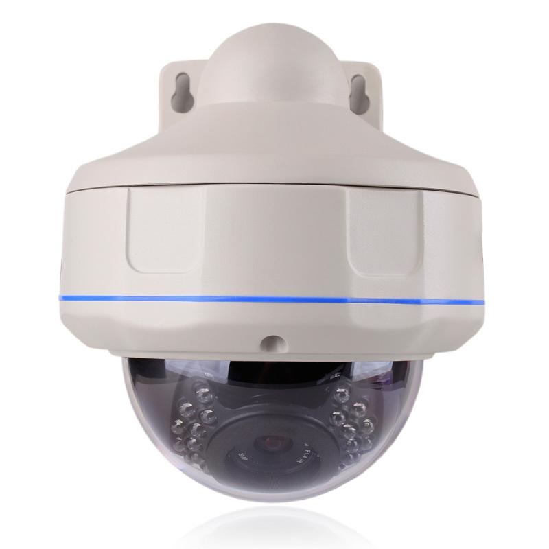 High quality Vandal-proof 2.0MP Camera 1080P H.264 Build