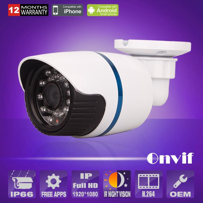 New mini 1080P 2 0 Megapixel HD IP camera Infrared 24IR Night Vision
