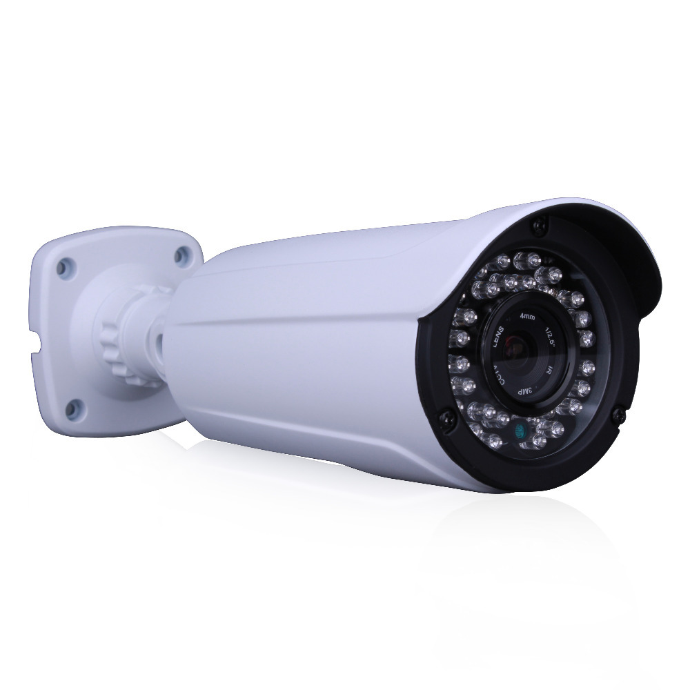 P2p 2mp1080p hd surveillance network ip camera 36 ir for Camera email