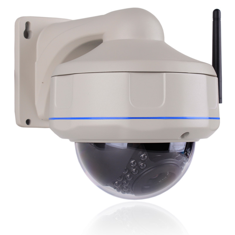 8pcs 1080p Hd Wireless Wifi Ip Camera Outdoor Dome 8ch Nvr