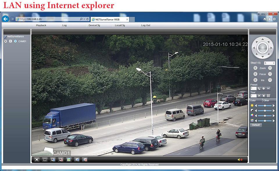 Anran Security Video Surveillance 8ch Nvr System Poe