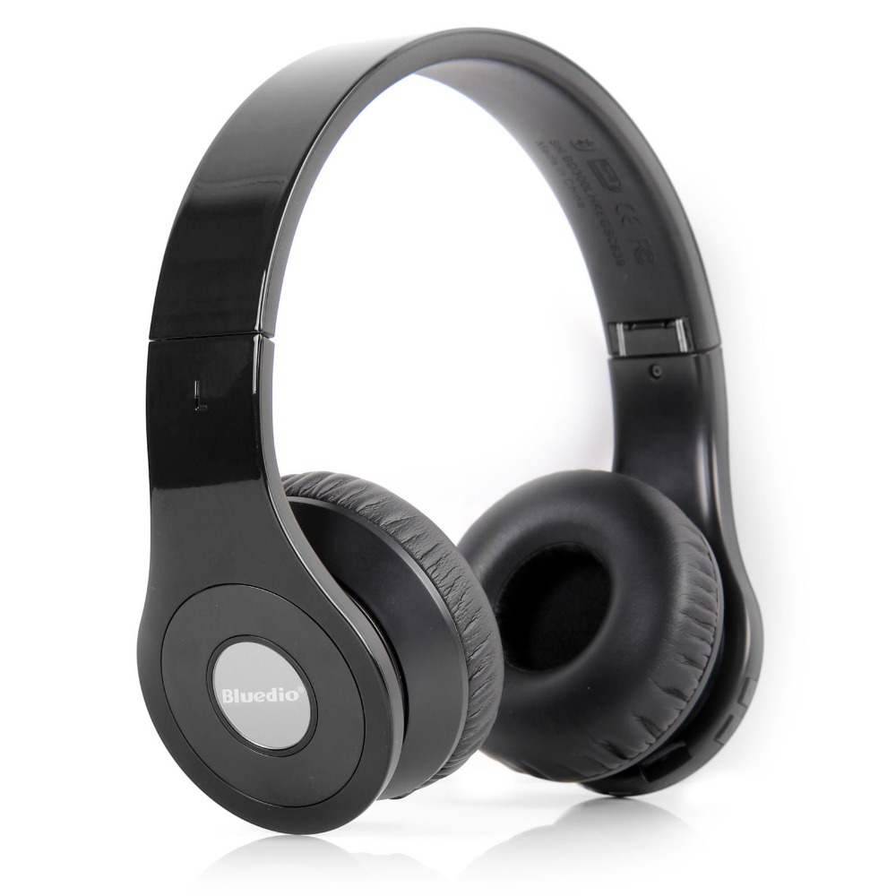 Wireless And Bluetooth Stereo Headphones