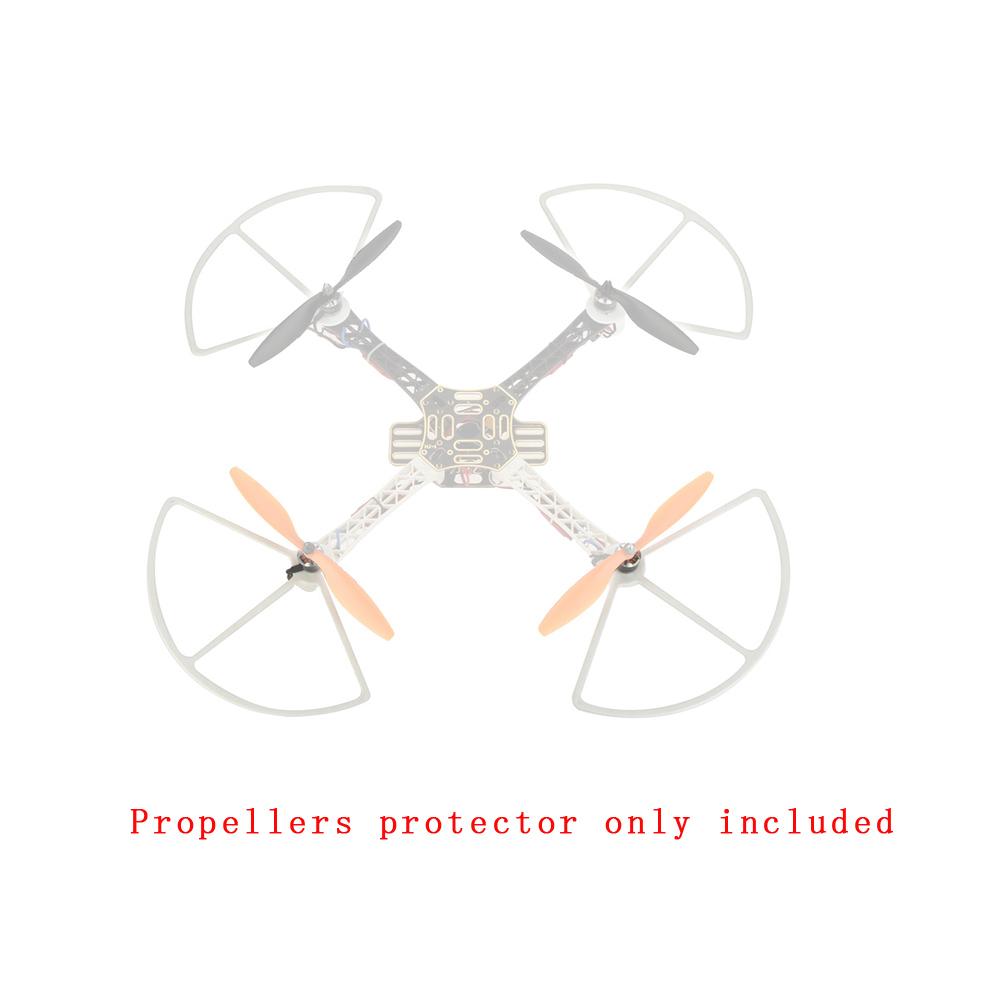 4 pcs diy plastic nylon propeller protective guard