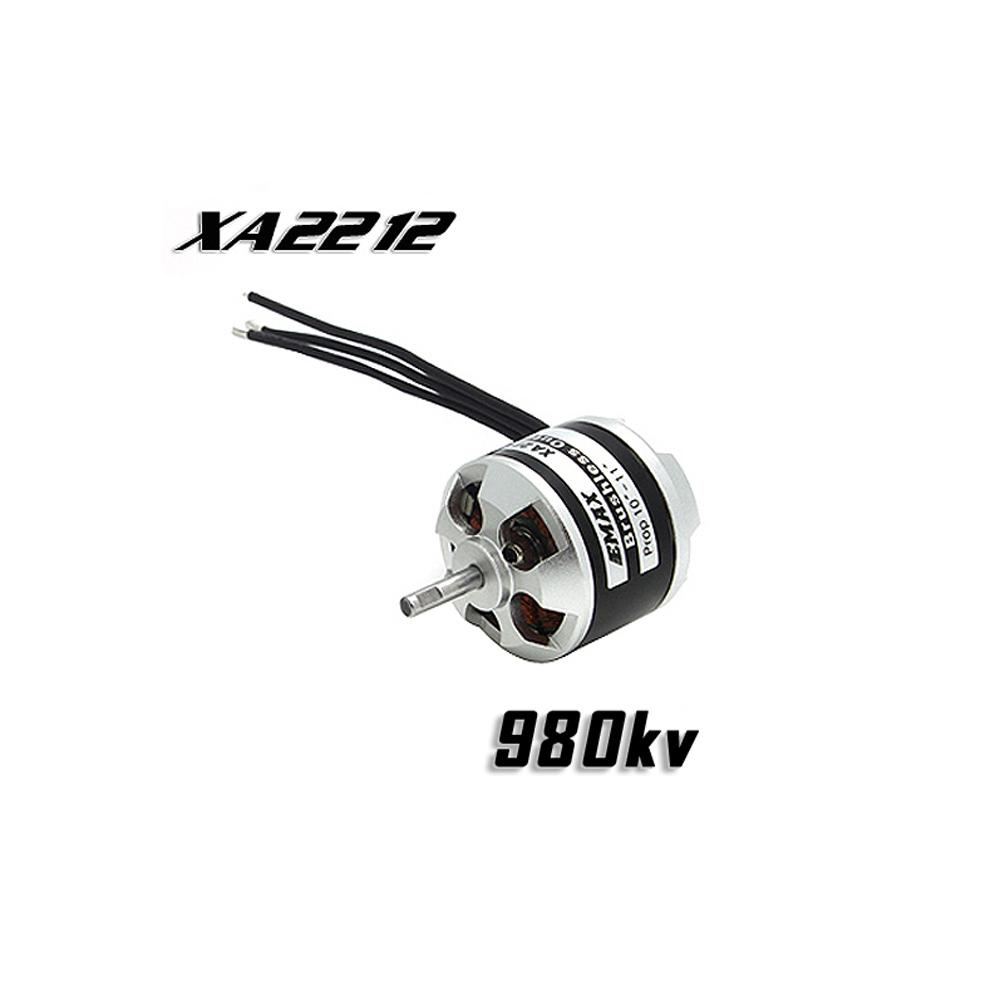 EMAX XA2212 980KV Outruner Brushless Motor w/Prop Adapter