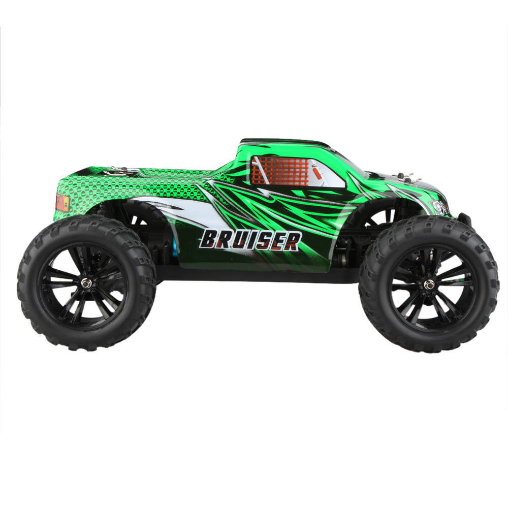 1 10th scale model yikong inspira e10mt bl 4wd electric brushless rc truck radio car rtr voiture. Black Bedroom Furniture Sets. Home Design Ideas