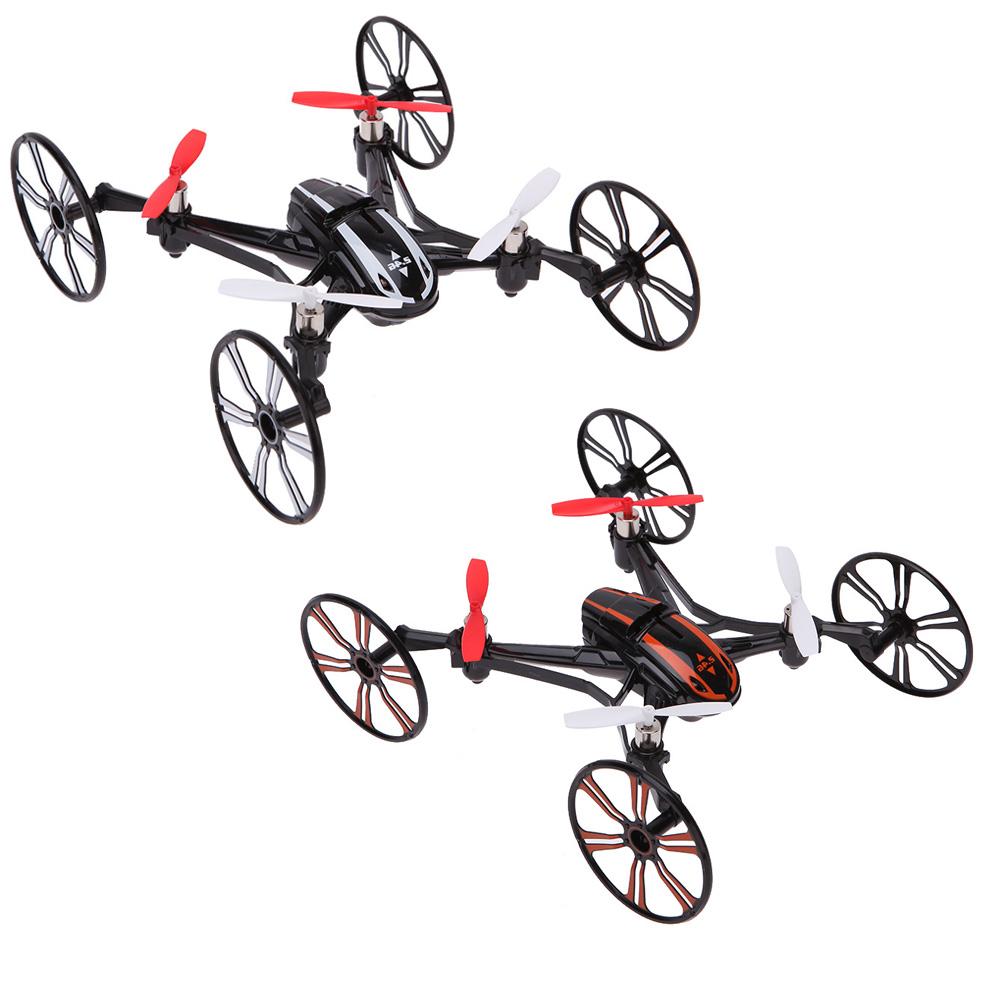 116 2: LianSheng LS-116 2.4G 4CH 6-Axis Gyro RC Quadcopter 4 In 1
