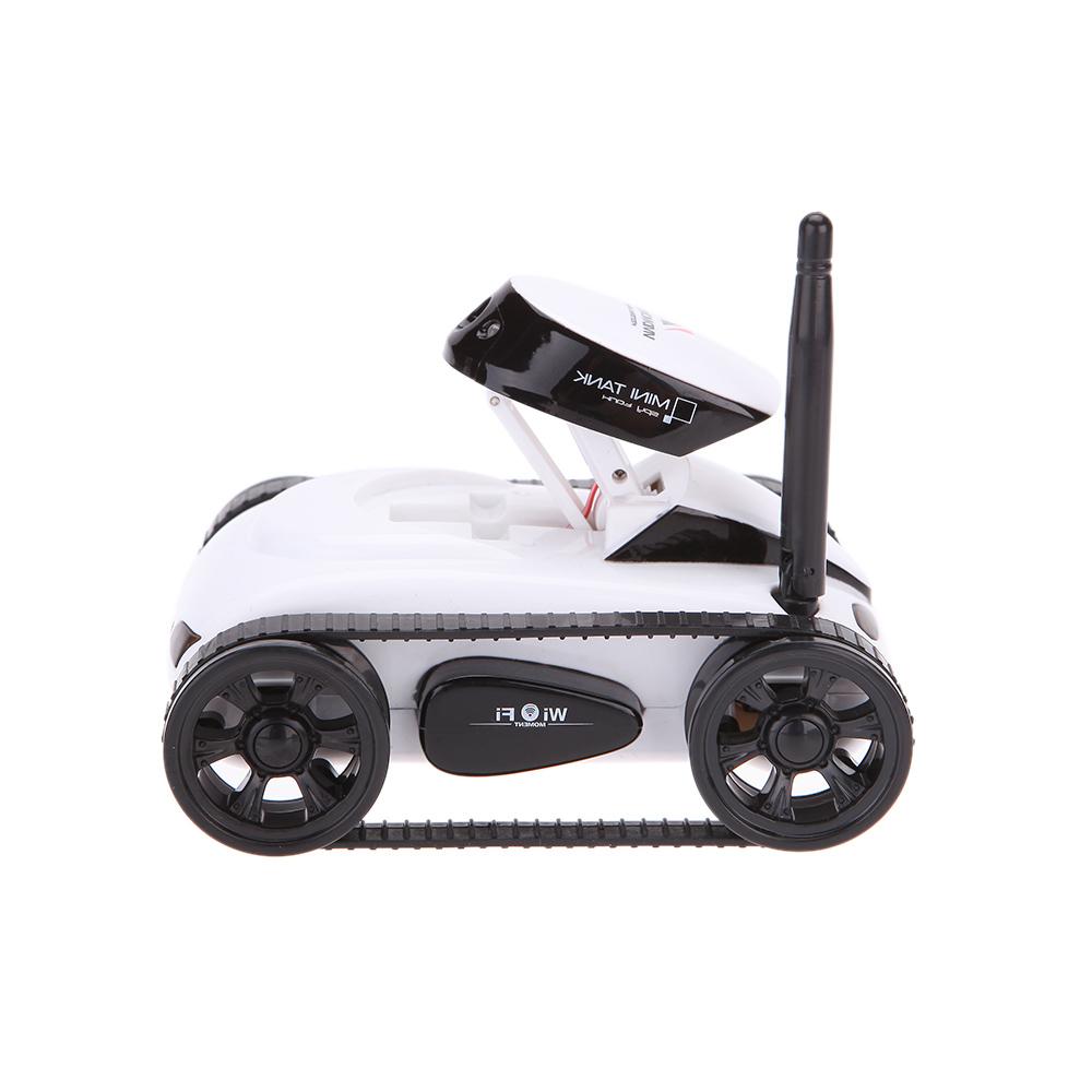 New Mini Rc Tank Wifi Car Rc Camera Cars Happy Cow 777 270
