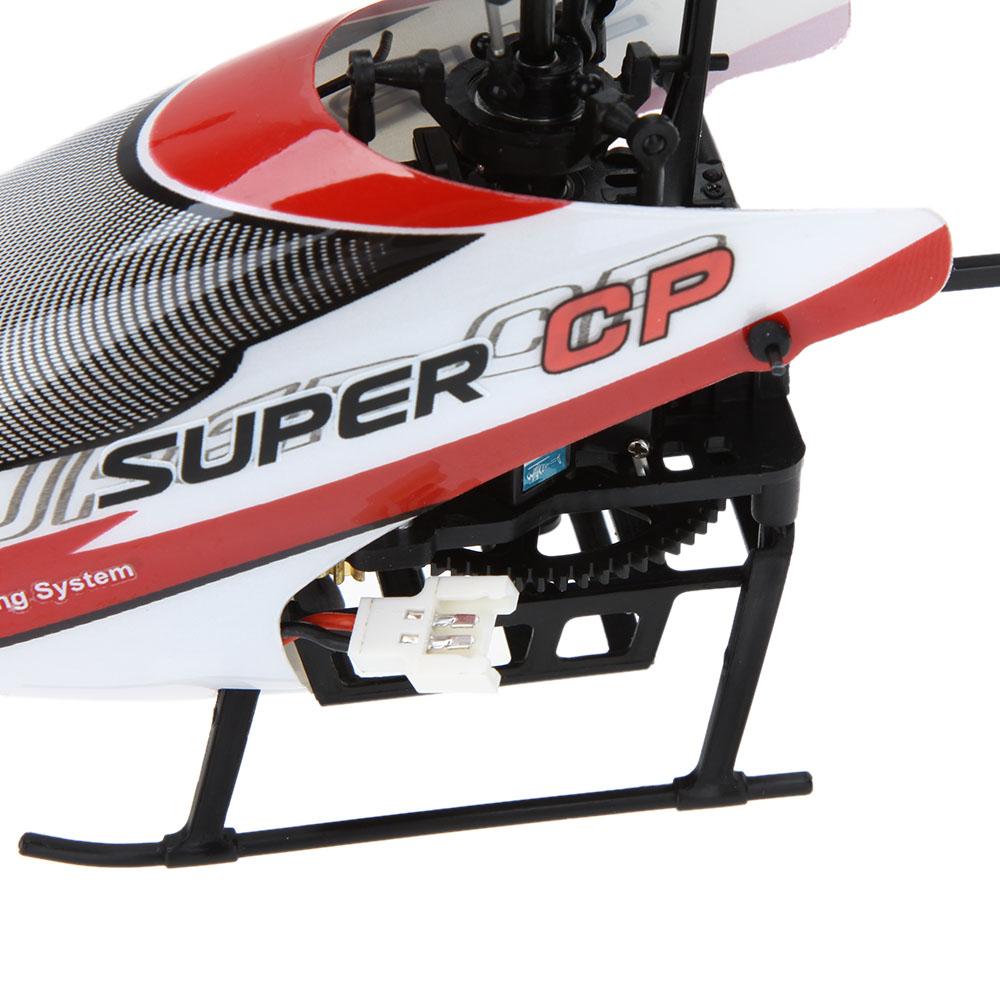 Original Walkera Super Cp 2 4g 6 Ch 3d 3 Axis Flybarless