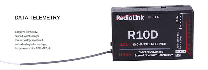 radiolink at10 new orange version 2 4g 10ch rc transmitter. Black Bedroom Furniture Sets. Home Design Ideas