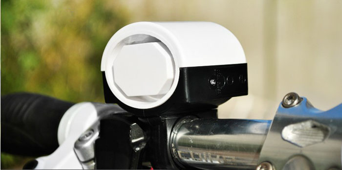 New Electronic Bicycle Bike Cycling Alarm Loud Bell Horn Warning Loud Siren Sound Jecksion