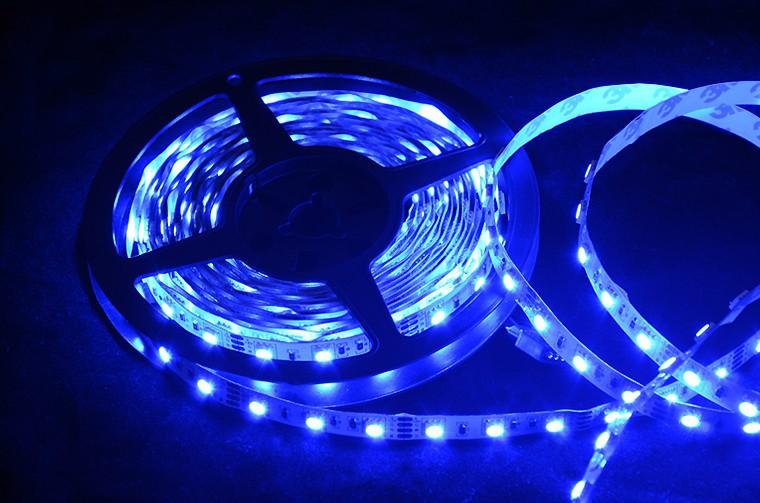 20m 5050 Rgb Led Strip Light 600led 30leds M Flexible Smd