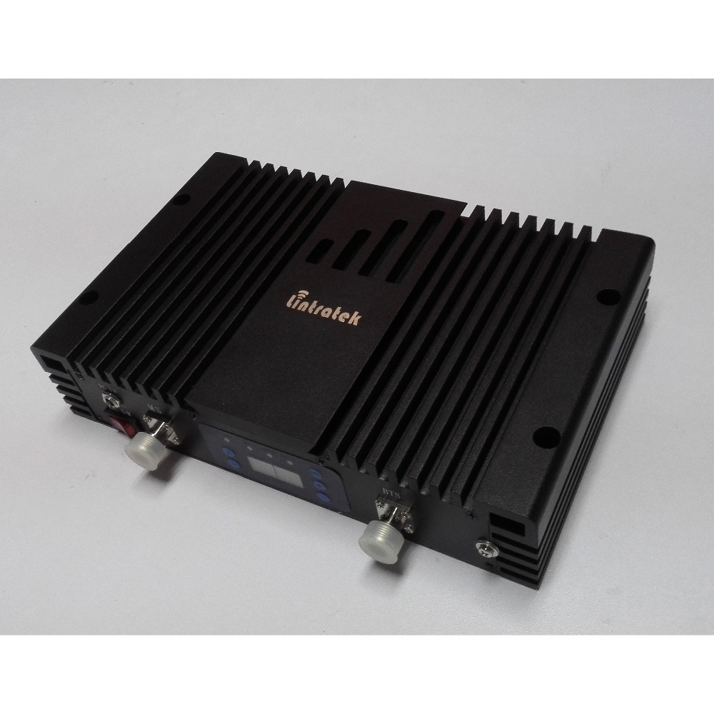Amplifier GSM Repeater 1800MHz Amplificador 80db Repetidor De Sinal Celular DCS 1800 Signal ...