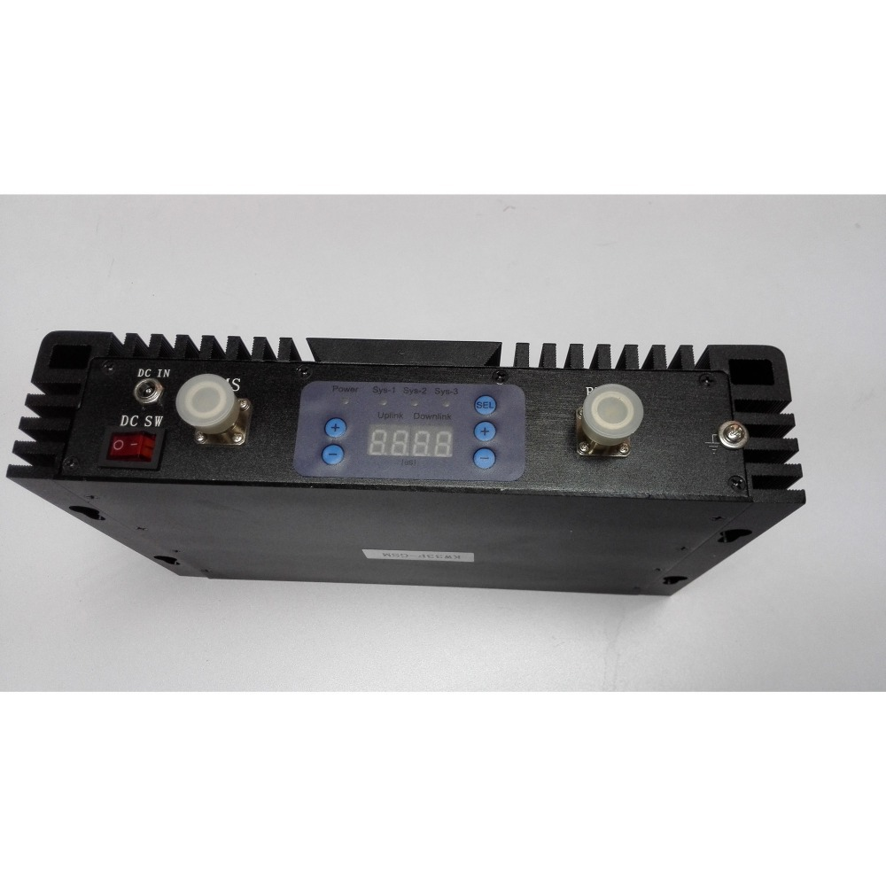 Amplifier Gsm Repeater 900mhz Amplificador 90db Repetidor