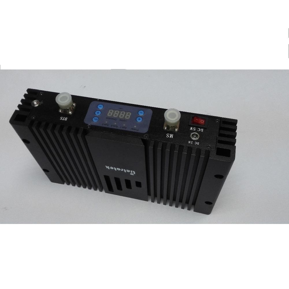 3g Amplifier 2100mhz Repeater Wcdma Amplificador 80db