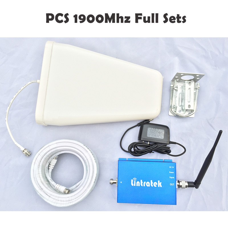 LCD Display GSM 900Mhz Signal Repeater GSM960 Mobile Phone
