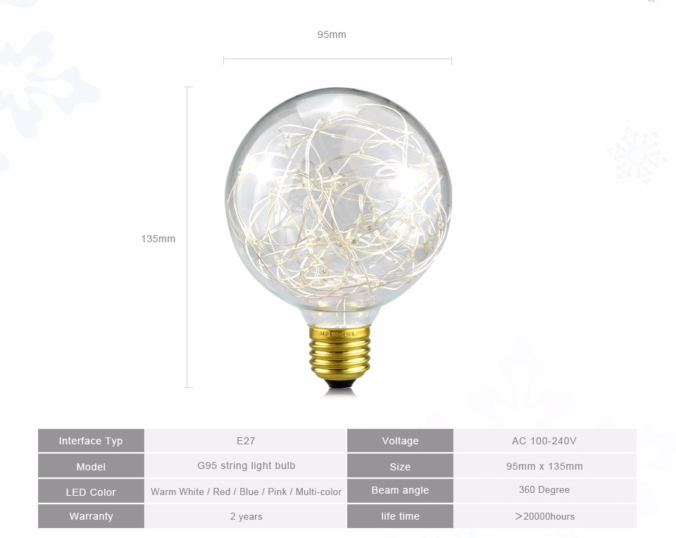 E27 LED Edison 6W//8W Vintage Retro Lampe Glühlampe Filament Glühbirne 1x 4x 8x
