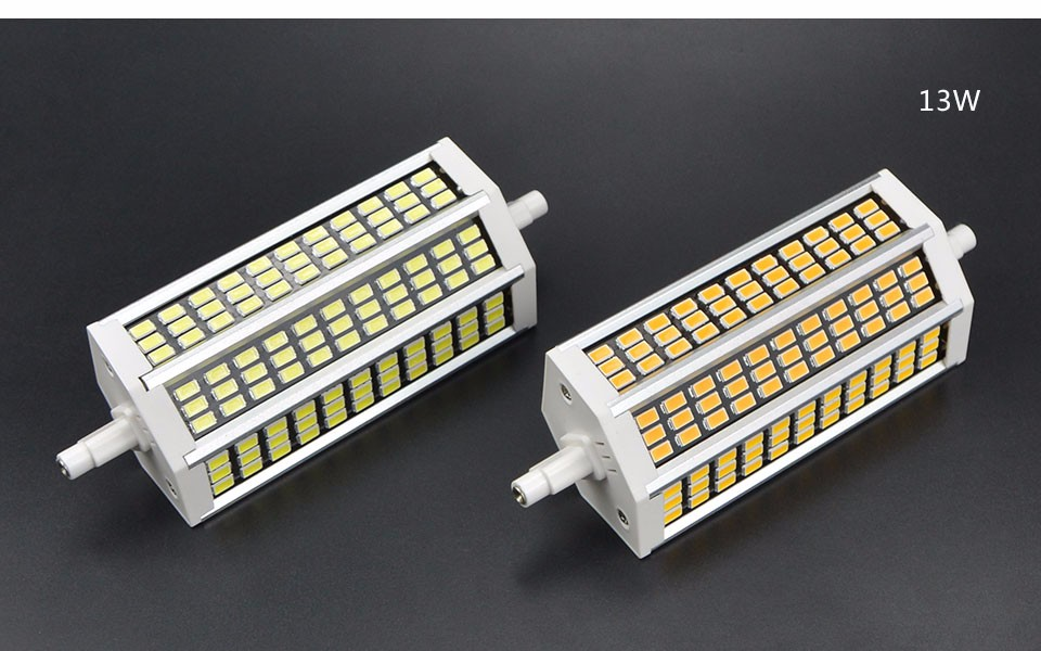 220v r7s led flood light 5w 10w 13w 20w smd 5736 78mm for R7s led 78mm 20w