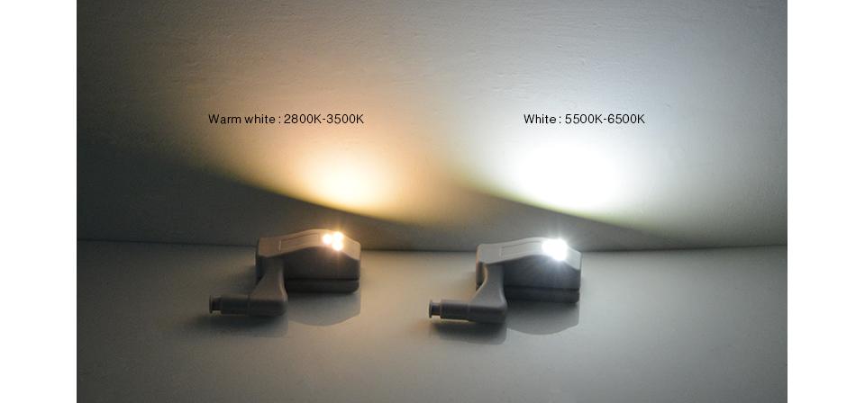 10pcs Led Hinge Night Light Universal Inner Hinge Led