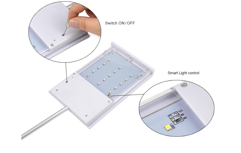 Solar Lamp Light Sensor