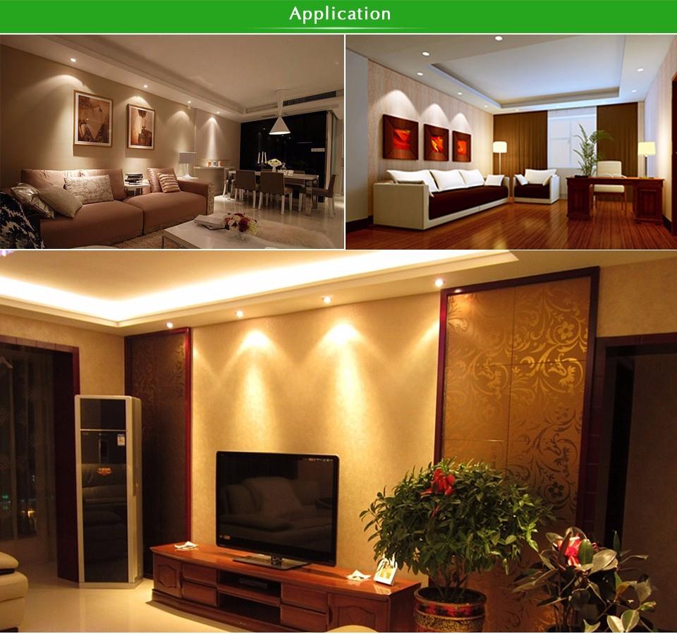 super bright gu10 led spotlight bulbs 220v 110v 7w e27. Black Bedroom Furniture Sets. Home Design Ideas