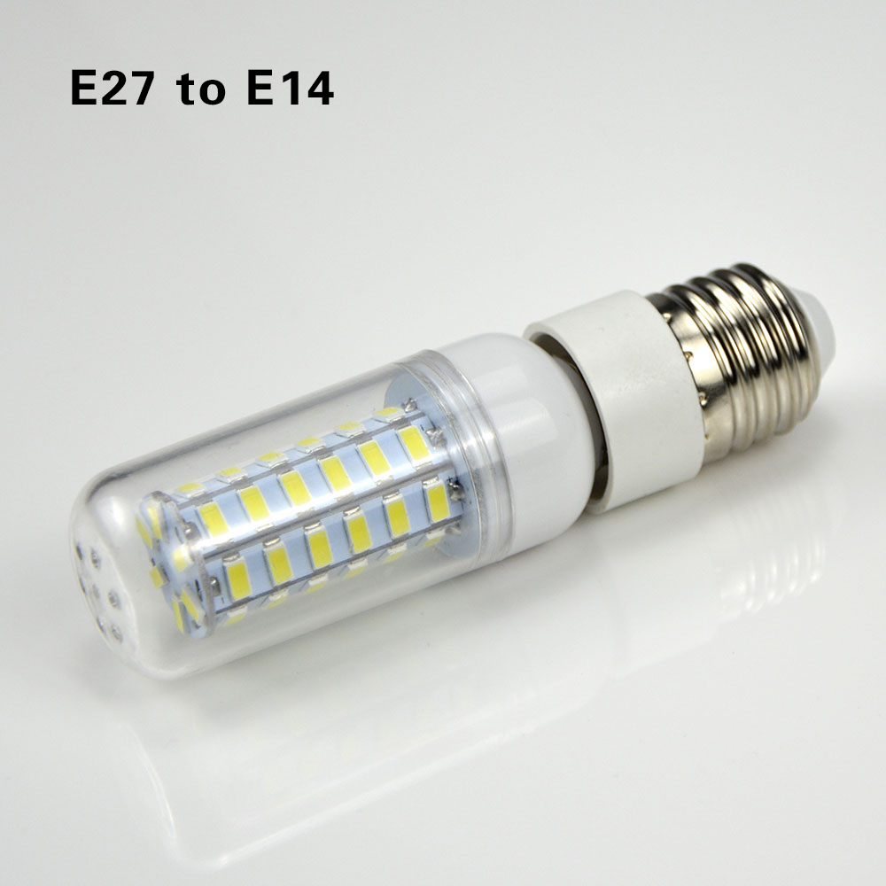 220v 110v e14 e27 b22 gu10 e12 g9 led screw base lamp socket holder led light adapter for rgb. Black Bedroom Furniture Sets. Home Design Ideas