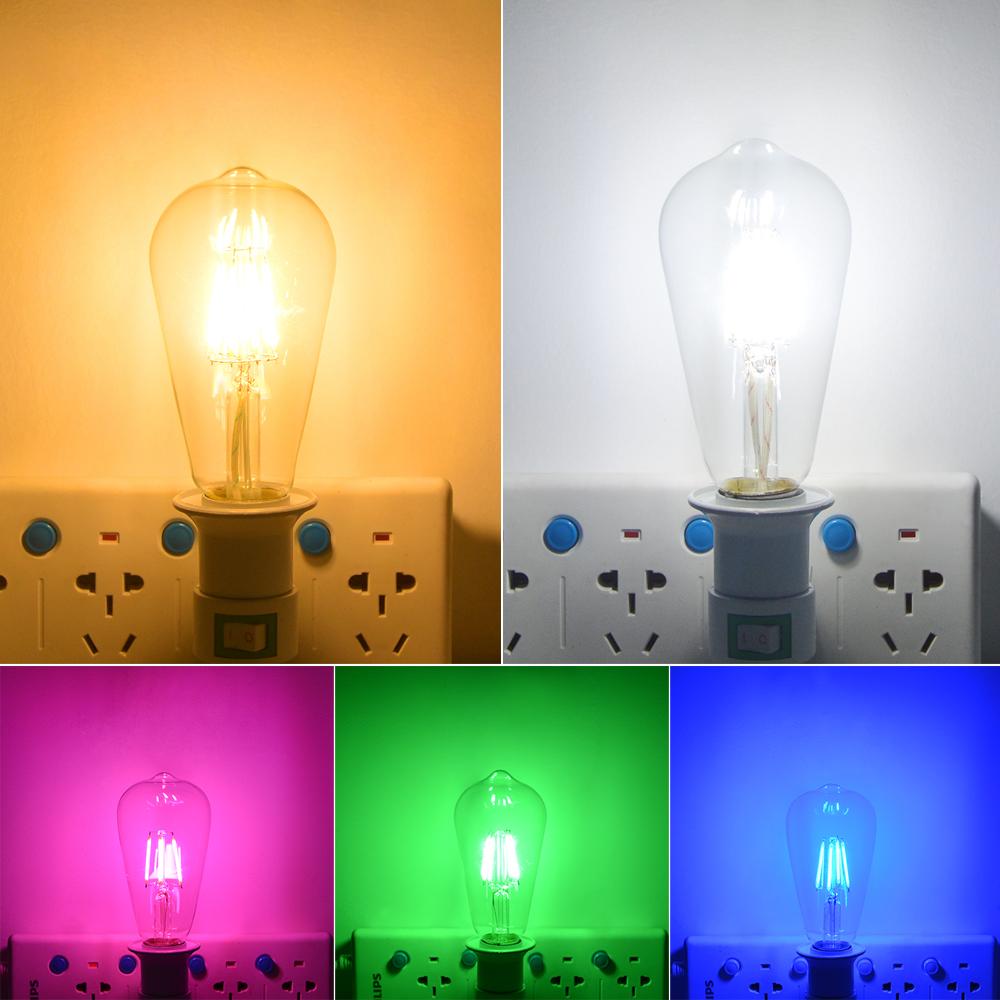 Clear Christmas Light Bulbs