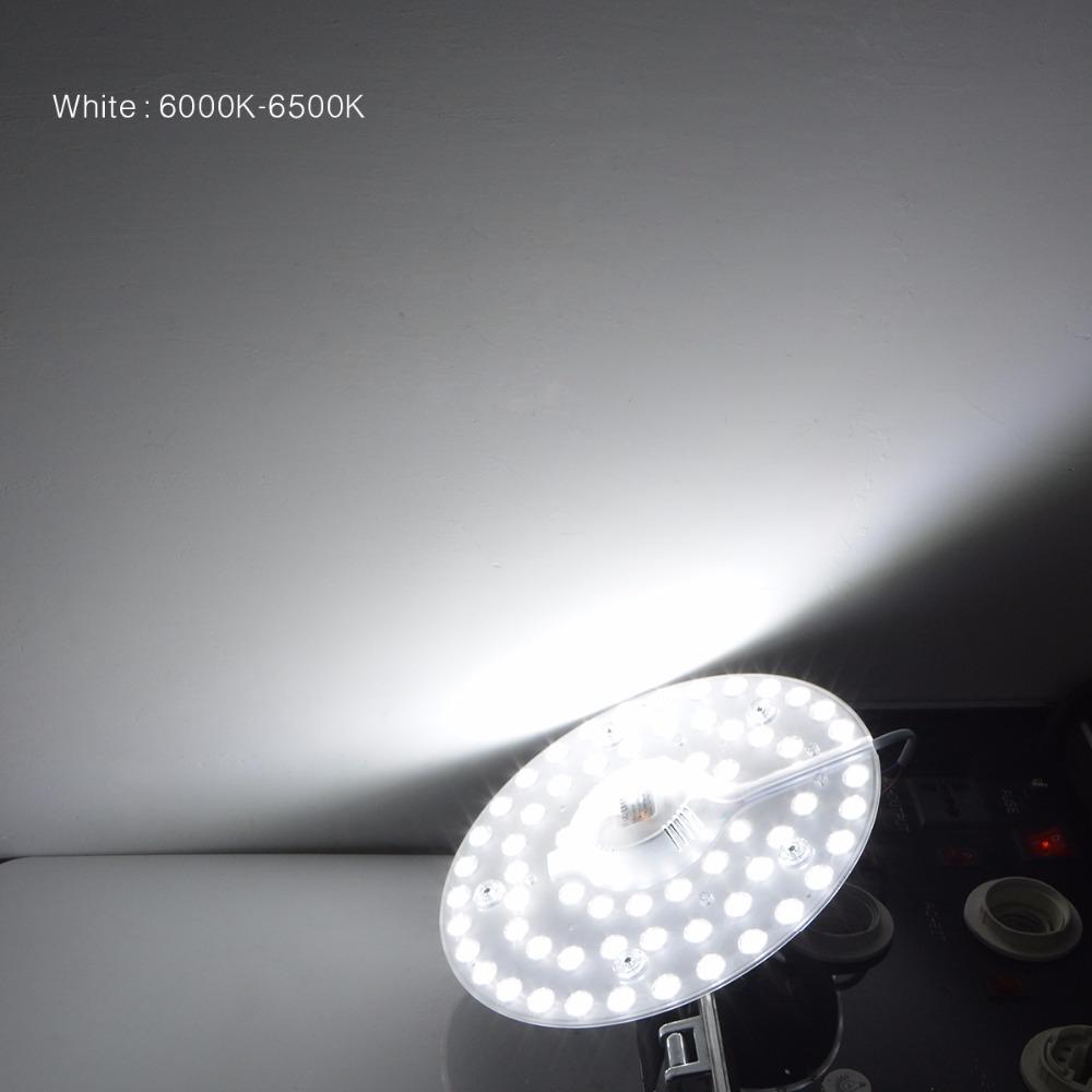 Led Ceiling Light Module Source 220v 12w 18w 24w 32w Led