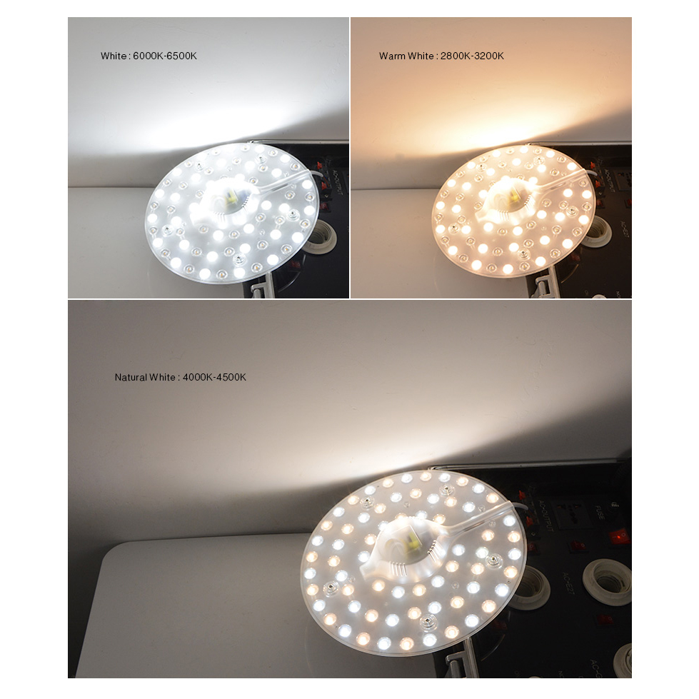 Dimmable Led Downlight Lamp Ceiling Light Source Bulb Led Light 220v 24w 32w Led Light Replace Ceiling Lamp Lighting Source Cukii Online