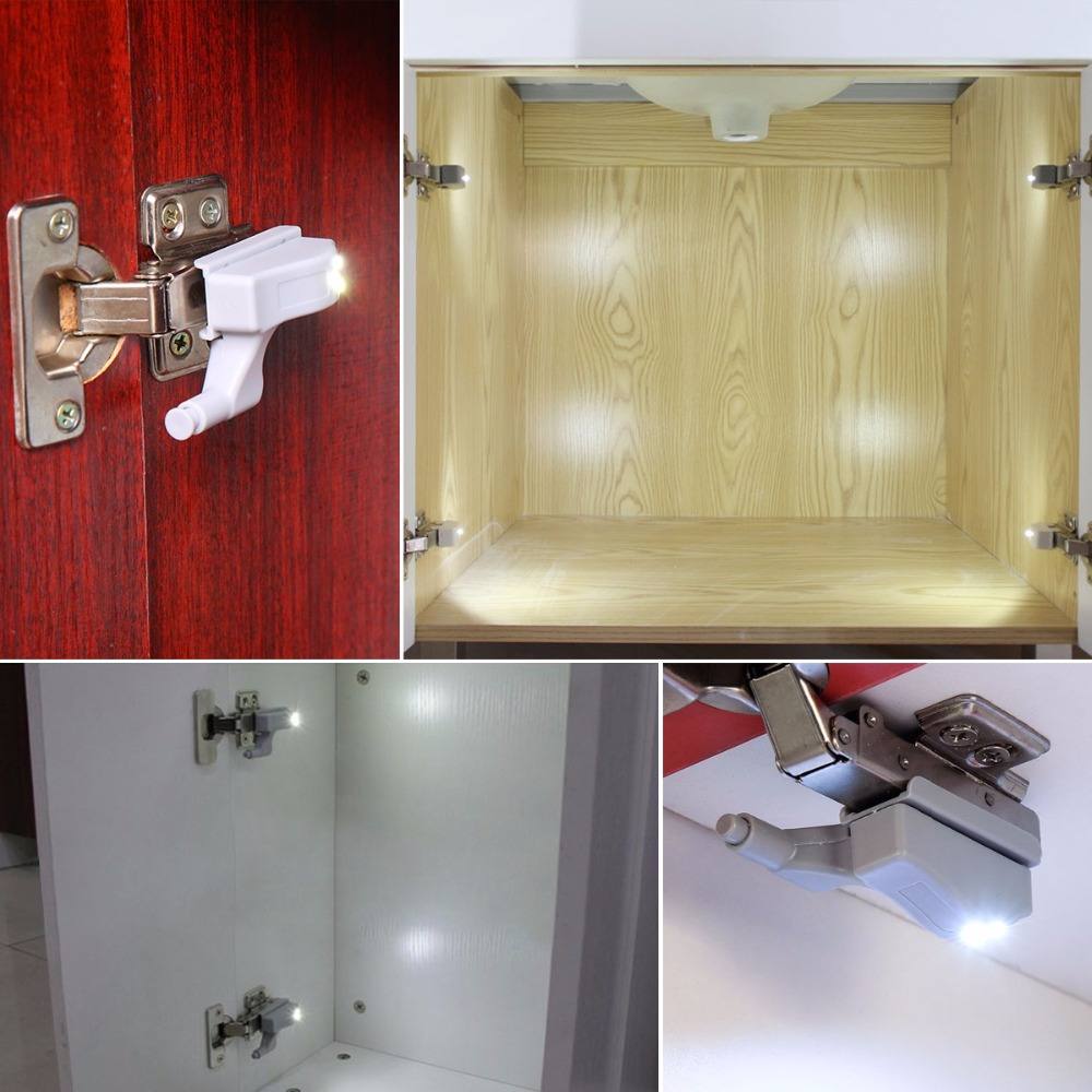 Door Activated Cabinet Lighting Pusmun
