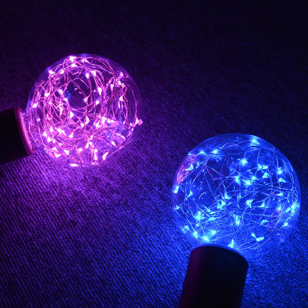 110v 220v Led lamp E27 led Night light string lights ...