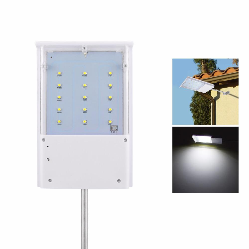 Solar Street Light Ip65 Waterproof Solar Panel Light