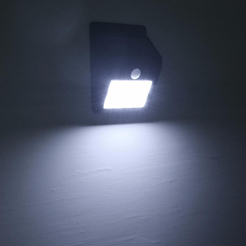 20 Led Night Light Pir Motion Sensor Solar Lamp Bulb Solar