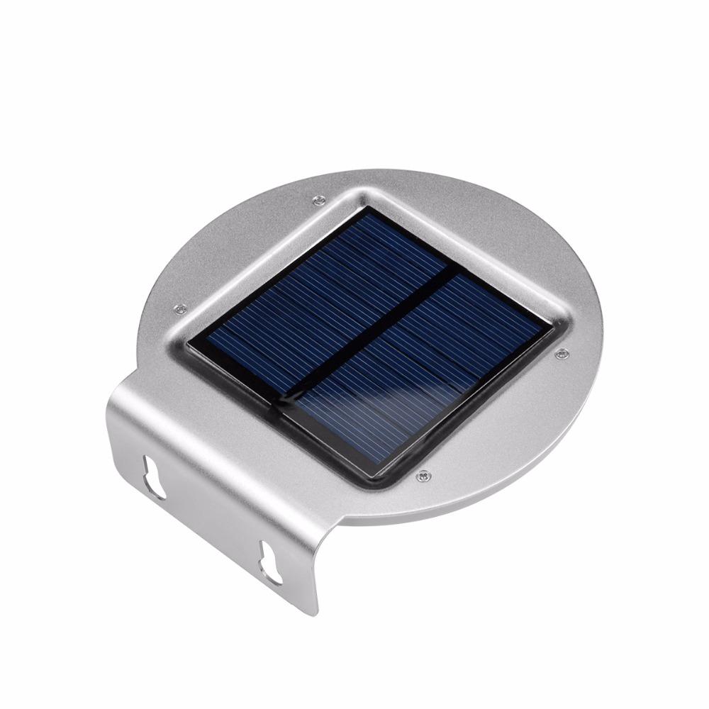 Malitai 16 Leds 260lm Microwave Radar Motion Sensor Solar
