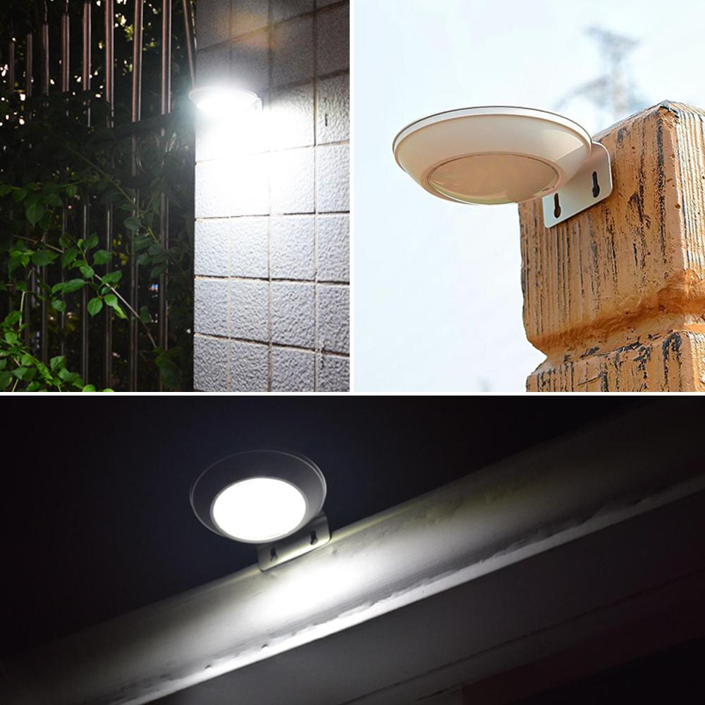 16 Led Solar Lamp Radar Motion Sensor Solar Light