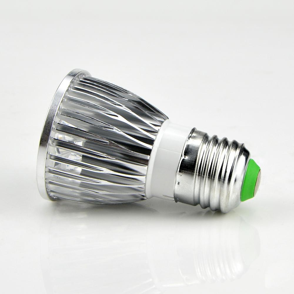 4pcs Lot 85 265v 110v 220v Led Bulb Full Spectrum Led