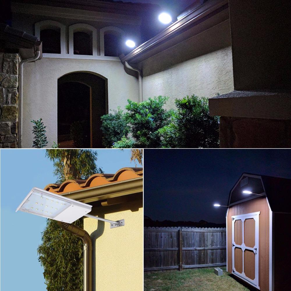 Ip65 Waterproof 15 Leds Solar Light Outdoor Lighting Solar