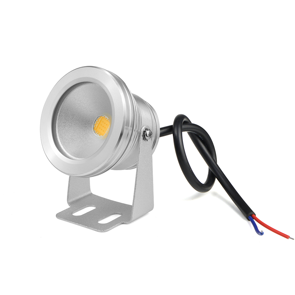 10w Ac 12v Led Underwater Light Fountain Lamp Car Light