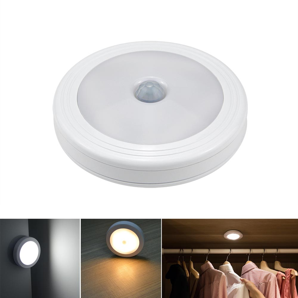 Infrared Pir Sensitive Wall Ceiling Lamp Pir Motion