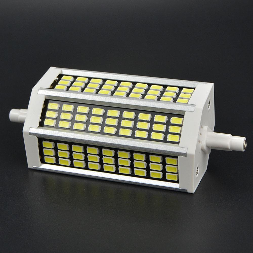 220v smd 5736 r7s led light bulb led lamp 5w 10w 13w 20w for Led r7s 78mm 20w
