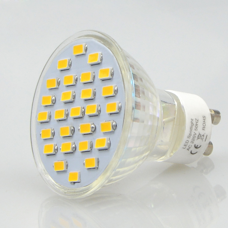 Super Bright Gu10 Led Spotlight Bulbs 220v 110v 7w E27 5730 Smd Led Lamp Lampada Ampoule Led