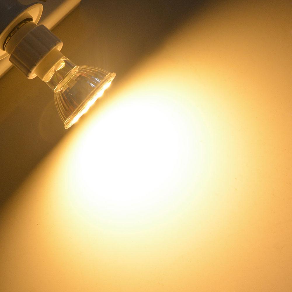 Super Bright Gu10 Led Spotlight Bulbs 220v 110v 7w E27
